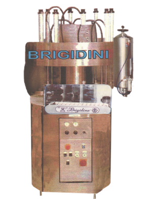 Big machine for Brigidini