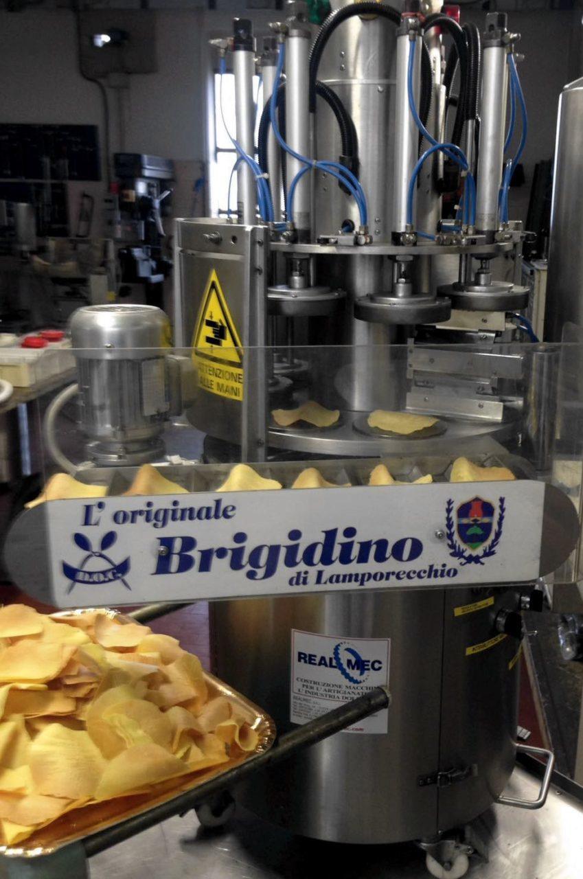 Macchina Brigidino Lamporecchio